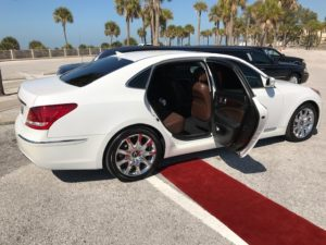 Treasure Island FL Limo